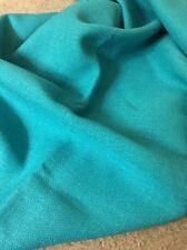 Dress Making Fabric - Aqua Suiting