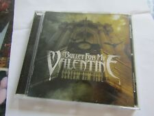CD  BULLET FOR MY VALENTINE    SCREAM AIM FIRE