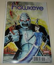ALL-NEW HAWKEYE # 1 Marvel Comic  (Jan 2016) NM  FANTASTIC FOUR VARIANT COVER