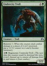 4x Undercity troll   nm/m   Magic Origins   mtg