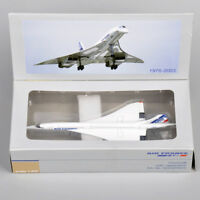 1/400 Plane Concorde Air France 1976-2003 Aeroplane Aircraft Plane Toy Display
