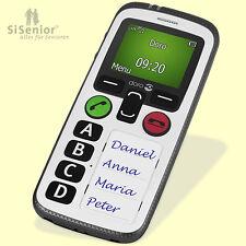 Doro Secure 580 Notrufhandy mit GPS-Positionsbestimmung