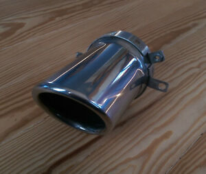 Aston Martin DB9 Rear Bumper Exhaust Finisher Tail Pipe AG43-5K238-AC Tailpipe