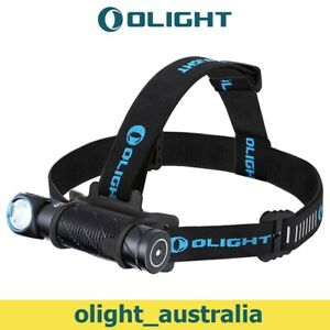 Olight Multiple Perun 2 LED Headlamp 2500 Lumens Torch Rechargeable Flashlight