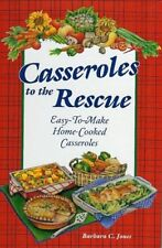 Casseroles to the Rescue: Easy-to-Make Home-Cooked