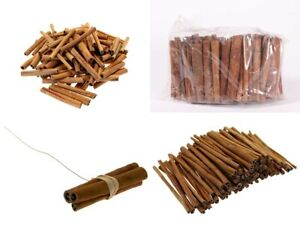 Cinnamon Sticks Various Pack Sizes Lengths Christmas Wreath Making Decorations