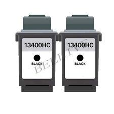 2 CARTUCCCE RIGENERATO COMPATIBILE PER LEXMARK JP1000/ 13400HC JETPRINTER 2030