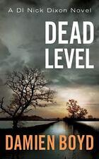 DI Nick Dixon: Dead Level 5 by Damien Boyd (2016, CD, Unabridged)