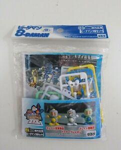 Bomberman B-Daman Hudson Takara 1997 NEW SEAL FIgure Toy Japan
