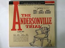 The Anderson Trail Original Cast Album LP Records Vinyl Album FOX 4000