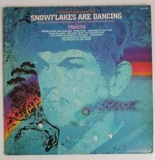 Tomita Snowflakes Are Dancing Lp Record ARL1-0488