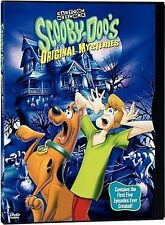 Scooby-Doo's Original Mysteries. New In Shrink!