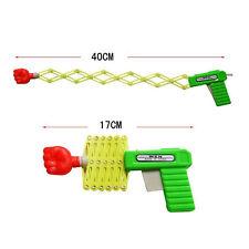1pcs Children Fist Gun Gags Jokes Party Festival Funny Toys Gift Random color