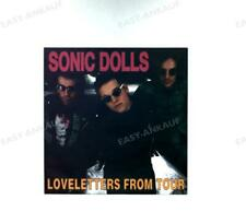 Sonic Dolls - Loveletters From Tour GER 7in 1997 + Insert '