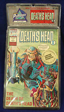 "MARVEL COMICS ""DEATH'S HEAD II"" 1-4 SEALED IN LIMITED EDITION PACKAGE"