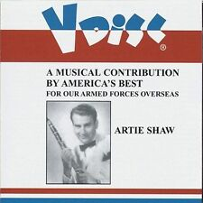 V-Disc Recordings, Artie Shaw, , Excellent