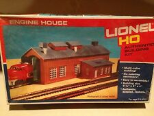Lionel HO Scale Engine House Building Kit Never Used Sealed Box