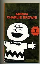 Schulz # ARRIVA CHARLIE BROWN! # Baldini 2000 Peanuts