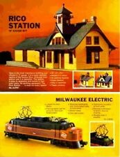 1976 LIONEL TOY TRAINS ADVANCE PRODUCTS CATALOG