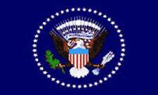 US PRESIDENT FLAG 5' x 3' USA Presidential American Presidents United States