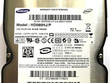 Hard Disk SAMSUNG 80gb Serial ATA HD080HJ/P