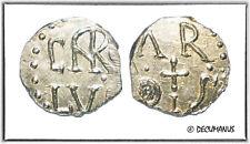 DENIER DE CHARLEMAGNE D'ARLES (768-781) - REPRODUCTION DES CAROLINGIENS