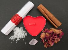 Celtic Love Spell Kit, Everything You Need To Cast A DIY Love Spell At Home