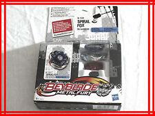 BEYBLADE METAL FURY NEUF Toupie SPIRAL FOX TR145W2D