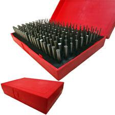 190 Pc Plug Steel Metal Pin Gage Gauge M1061 250 Minus 0002 Tolerance