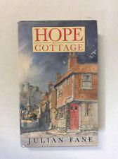 Hope Cottage by Julian Fane 1990 (HC)-Fair 1st Edition *Signed
