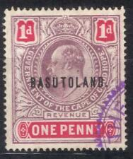 Basutoland Cape of Good Hope South Africa revenue 1d 1902 fiscal