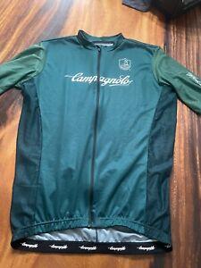 Campagnolo IRIDIO jersey - short sleeve - GREEN 2XL