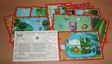 PANINI NICKELODEON DORA LOT DE 15 STICKERS AUTOCOLLANTS