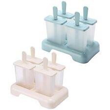 8 Cells ghiaccioli Stampi ghiaccioli, Stampi per Gelati Realizzati in plastica
