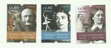 Portugal 2019 - Figures in World History and Culture set MNH
