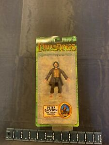 New on Card Lord Of The Ring Action Figure Peter Jackson As a Hobbit