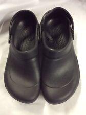 ADULT Crocs  Sandals Bristo Black, Size12 WOMEN'S. 10 MEN'S