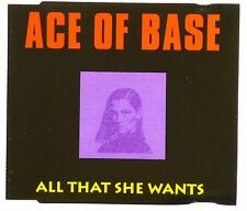 CD Maxi-Ace of Base-all that she wants-a4112