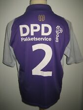 Willem II MATCH WORN Holland football shirt soccer jersey voetbal maillot size M