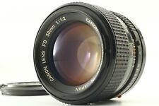 【NEAR MINT】 Canon New FD  50mm f/1.2 NFD Prime Standard MF Lens From JAPAN 143