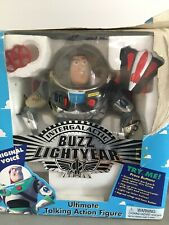 Toy story Buzz Lightyear Intergalactic 1995 Thinkway Toys