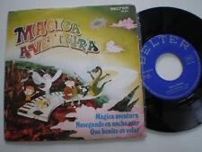 MAGICA AVENTURA SPAIN EP 1974