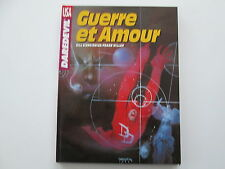 DAREDEVIL GUERRE ET AMOUR EO1989 TBE/TTBE EDITION ORIGINALE