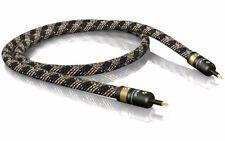 0,50m Viablue H-Flex Opto Mini Toslink auf Mini Toslink Kabel 0,5m (1Stk)