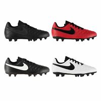 Nike Majestry FG Firm Ground Football Boots Childs Soccer Shoes Cleats