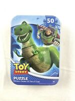 Toy Story Puzzle Mini Tin 50 Piece NEW