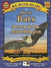 About Bats/Acerca de Los Murcielagos We Both Read - Level K-1 Quality