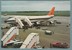 South African Airways Boeing 747 airliner at Jan Smuts Airport .. Johannesburg