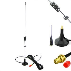UT106 Dual Band Car Mobile Antenna for Baofeng UV-5RTP UV9R Plus UV-XR BF-V9 New