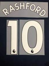 2018/19 Manchester United FC EPL #10 Rashford Home Name Set